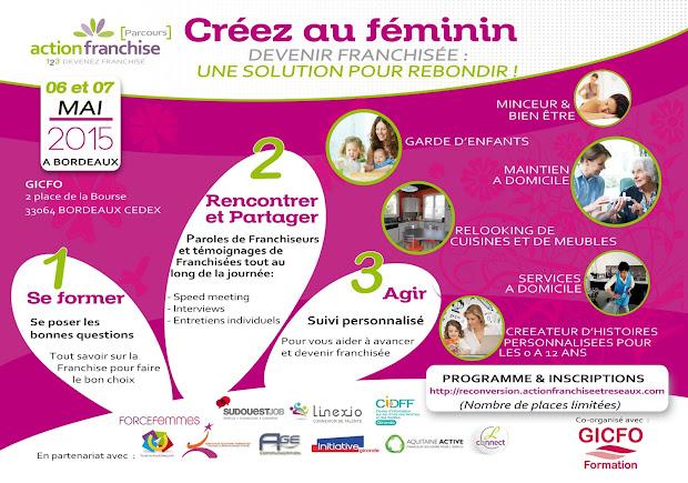 Créer au féminin