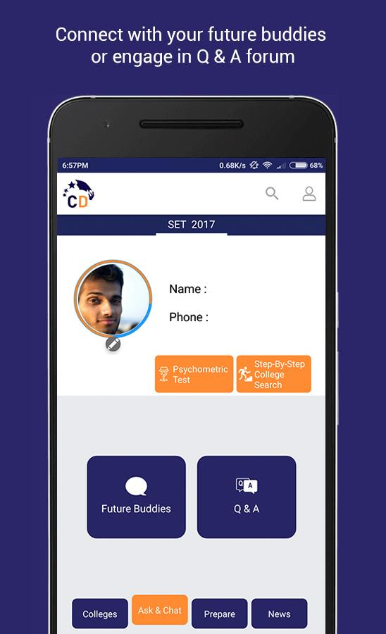 Colleges India: CollegeDekho- screenshot