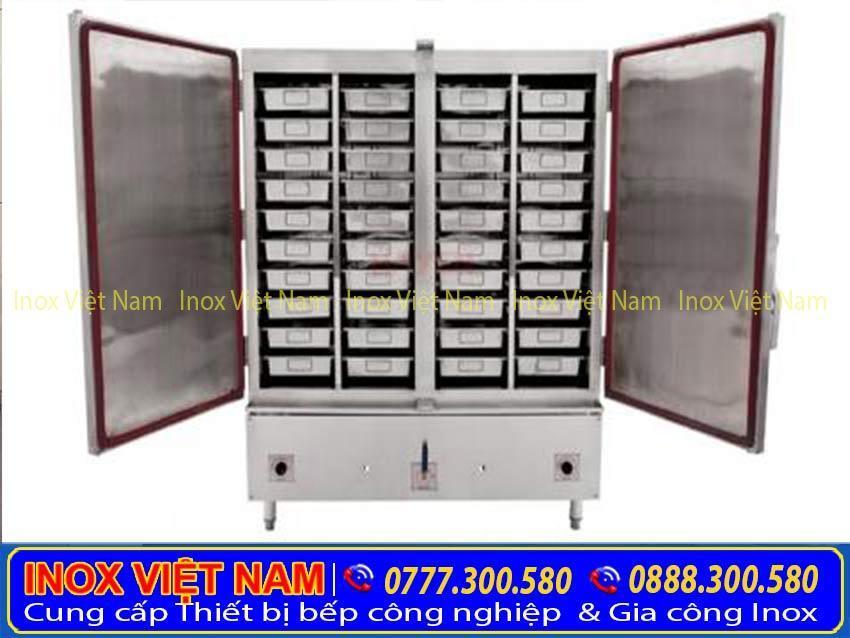 Giá bán tủ nấu cơm công nghiệp 200kg tốt nhất tại TP HCM