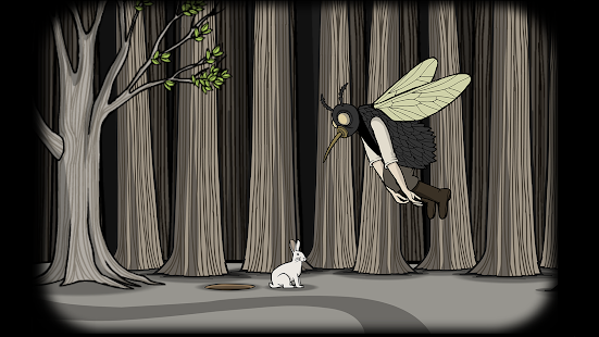 Rusty Lake Paradise Screenshot