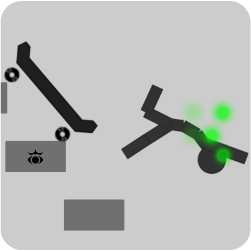 Stickmanの破壊 模擬 App LOGO-硬是要APP