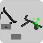 Stickman Destruction Icon