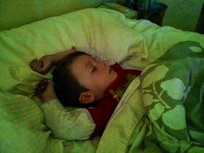 Photo: Finn Sleeps