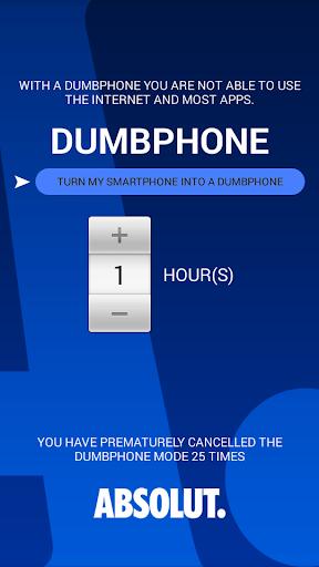 Dumbphone Absolut