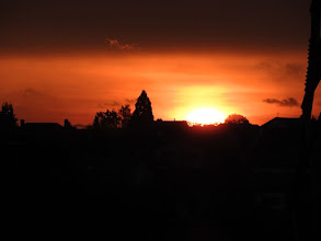 Photo: Wenn der Morgen graut, ist gegen Abend mit zunehmender Dunkelheit zu rechnen.