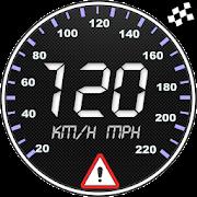 GPS Speedometer - Trip Meter - Odometer