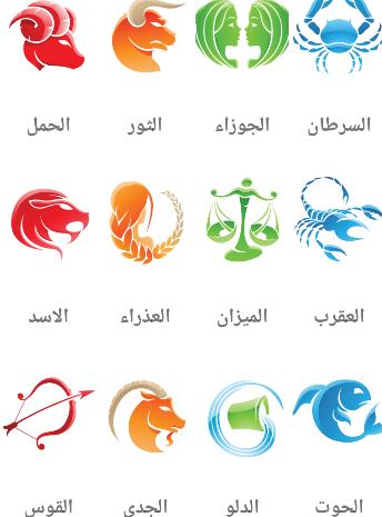 Arabic horoscope
