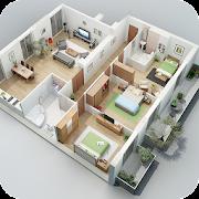 3D House Plan Ideas