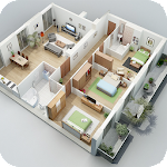3D House Plan Ideas 1.1