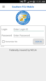 Southern FCU Mobile- screenshot thumbnail
