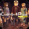 COUNTER PIXEL - GO GUN STRIKE icon