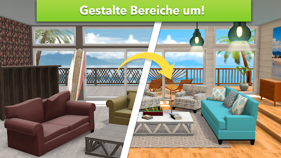 Home Design Makeover Screenshot