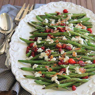 Green Beans With Cranberries And Bacon Recipes