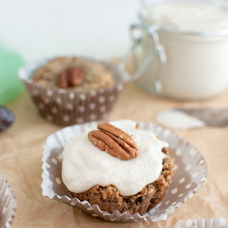 Cinnamon Roll Muffins (Vegan, Gluten Free)