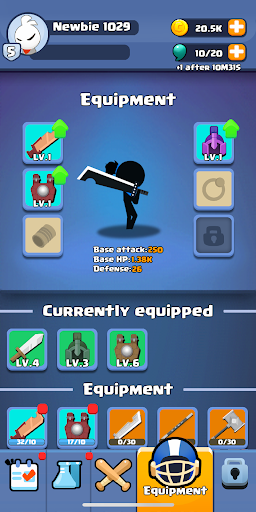Télécharger Gratuit Super Stick Fight Man APK MOD (Astuce) screenshots 1