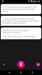 App Robin - AI Voice Assistant APK for Windows Phone