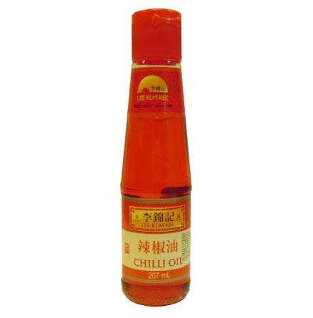 Chili Oil 207ml LKK