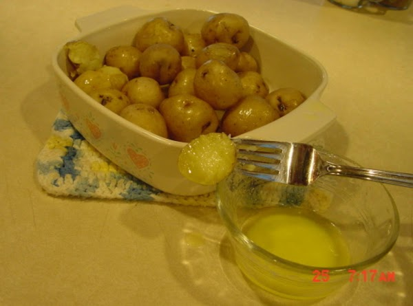 Salt Potatoes Recipe