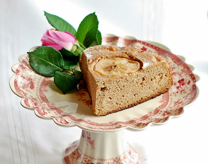Apple, Parsnip and Ginger Beer Cake Recipe