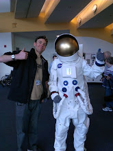 Photo: Me & The Spaceman!