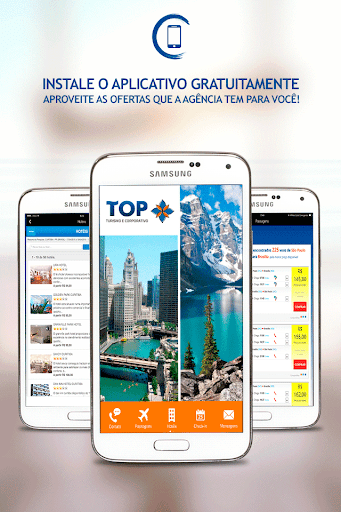 Top Turismo e Corporativo