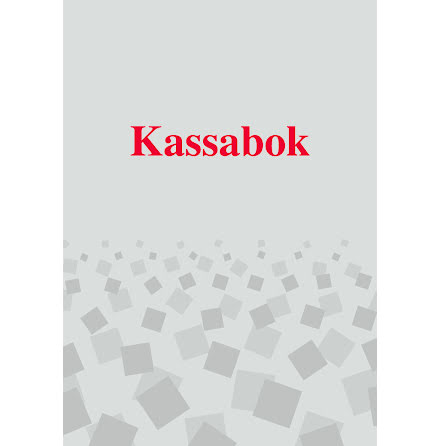 Kassabok Privat A5 32sidor