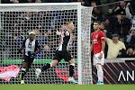 Crisis bij Manchester United is compleet: 1-0 nederlaag op het veld van Newcastle United