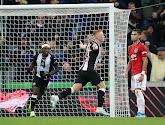 Manchester United heeft met 1-0 verloren op het veld van Newcastle United