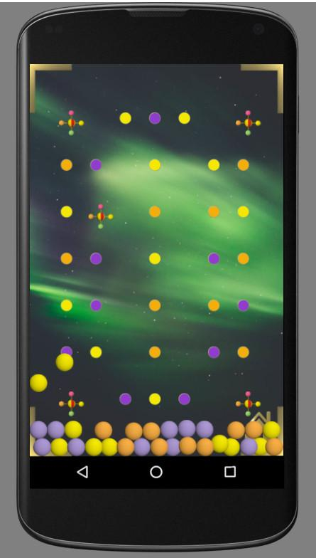 FunBalls Free Game- screenshot