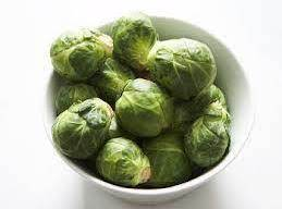 Low-calorie Boiled Brussels Sprouts Recipe