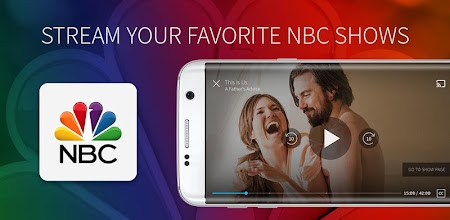 The NBC App - Stream Live TV and Episodes for Free APK poster