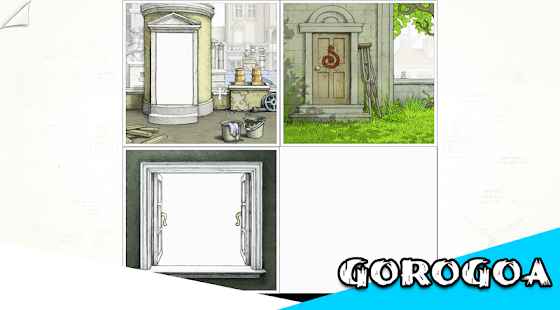 Guide Gorogoa - náhled