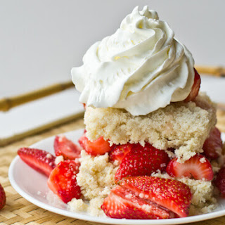 Amish Strawberry Shortcake.