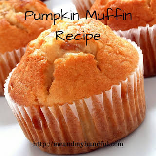 Pumpkin Muffin.