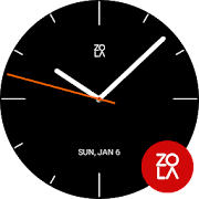 Minimalistic Watch Face
