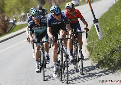 Pavel Sivakov (Team Sky) wint de tweede rit in de Ronde van de Alpen