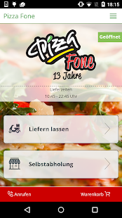 Free Download Pizza Fone APK