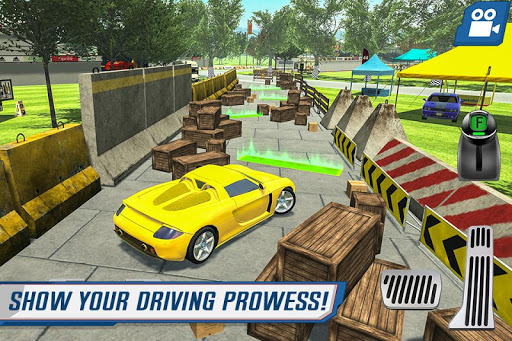 Parking Masters: Supercar Driver  screenshots 4