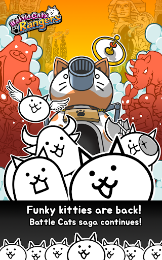 Battle Cats Rangers 1.4.2 screenshots 6