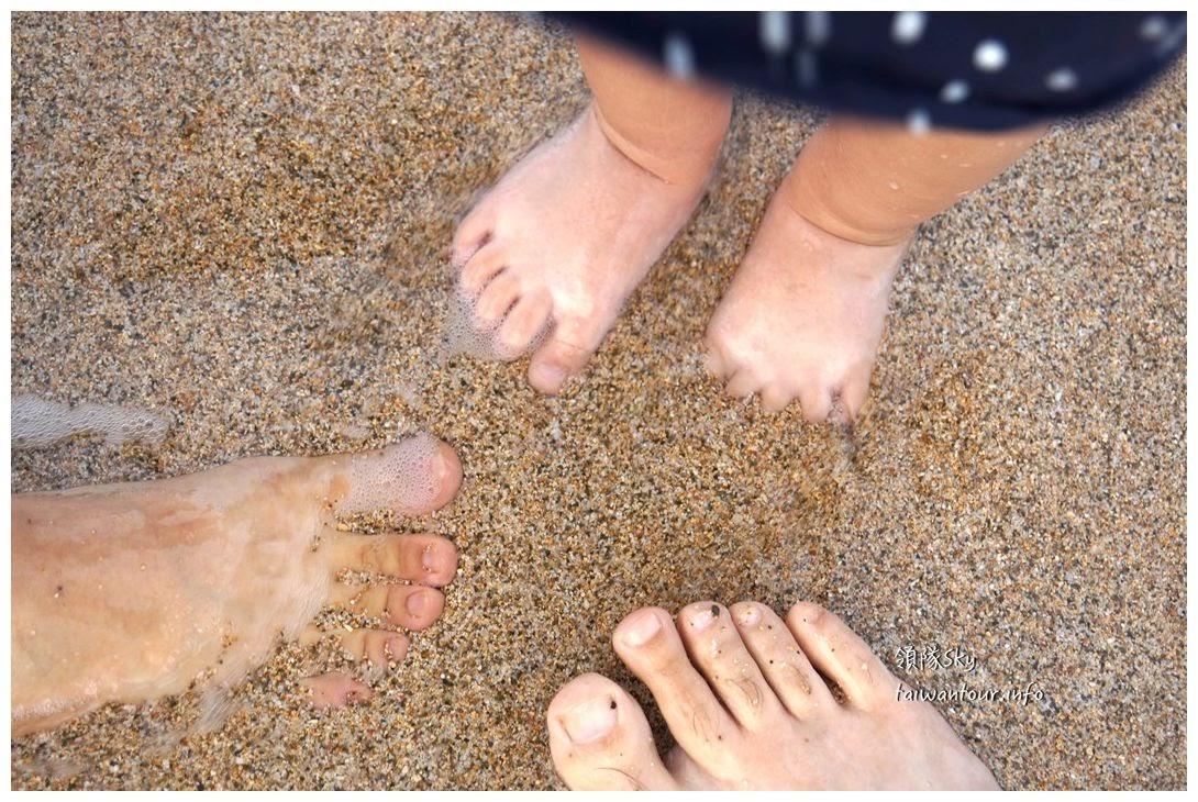 屏東景點推薦-墾丁的奇幻漂流【墾丁白沙灣海灘】