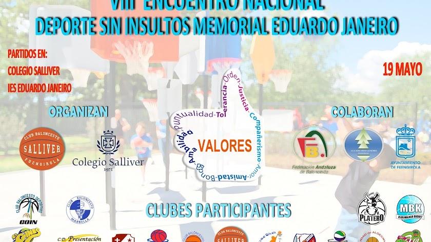 El CB La Mojonera, en el VII Torneo Sin Insultos