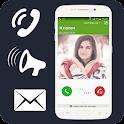 Caller Name Speaker – Free icon