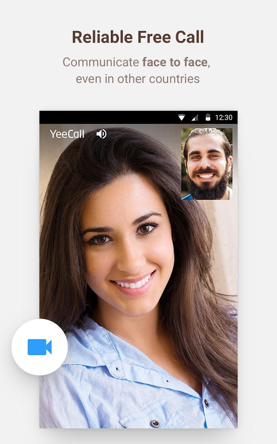 YeeCall Free Video Call & Chat- screenshot