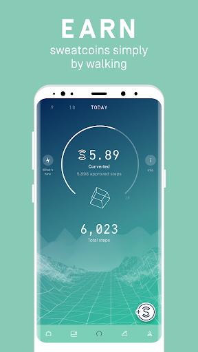 Sweatcoin - It Pays To Walk 20.4 screenshots 1