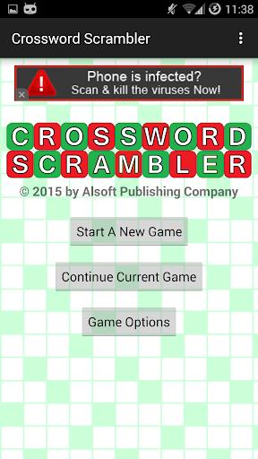 Crossword Scrambler
