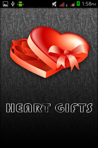 Heart Gift Stickers