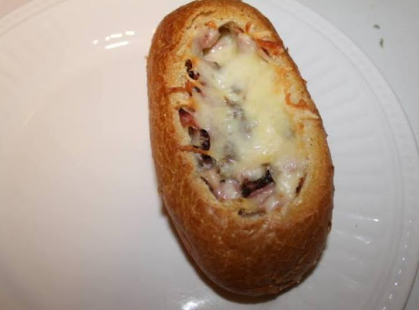 Stuffed Bread Recipe