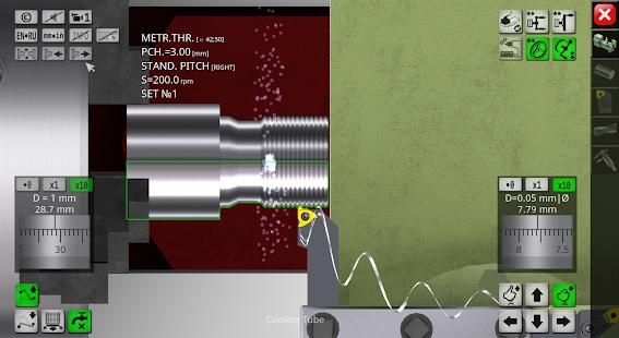 Lathe Simulator Lite