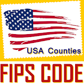 USA FIPS County Code