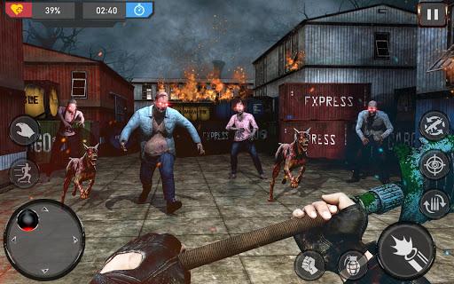 Rivals Dead Shooter - Zombie: Frontier Game 2020 APK MOD – Monnaie Illimitées (Astuce) screenshots hack proof 1